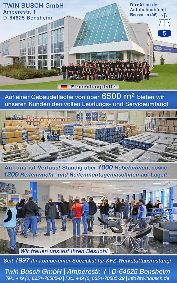 TwinBusch GmbH Bensheim - Germany