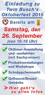 Oktoberfest 2015 - Twin Busch GmbH - Bensheim