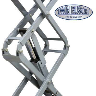 Scissors Lift -  in-ground mounted - 3.0 t