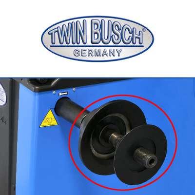 LLKW und Transporter-Adapter für Reifenwuchtmaschinen