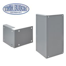Angle plates (90 degrees) for TW436P
