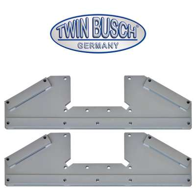 Reinforcement plates for the series TW 250 and TW 260