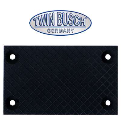 Support rubbers for two post lifts - TW-G