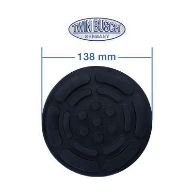 Support rubbers for one post lifts - TW G-1B