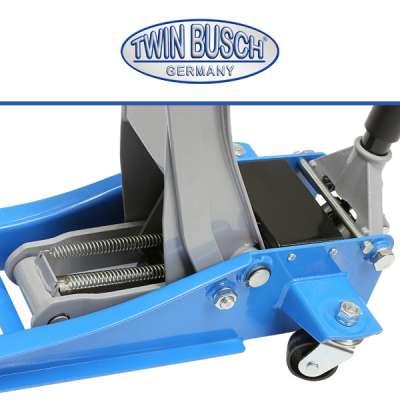 Hydraulischer Doppelhub-Wagenheber 2000 kg - TW AF20