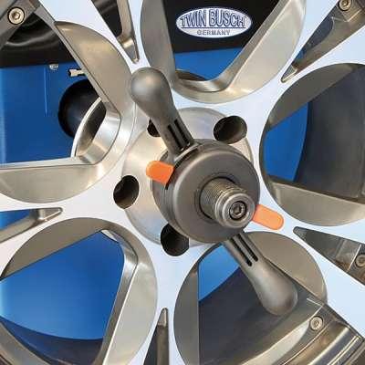 Set - Reifenmontagemaschine TW X-98 + Reifenwuchtmaschine TW F-23