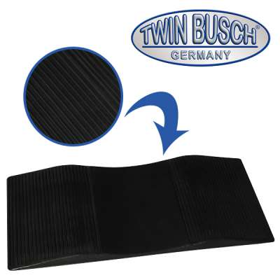 Rubber tyre protector