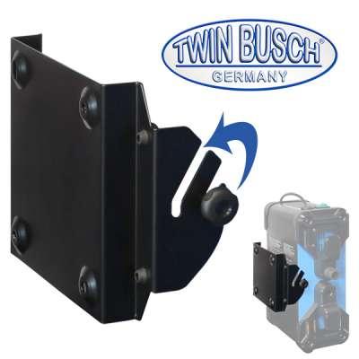 Praktische Wandhalterung für Ihr Batterieladegerät TW BLG-30