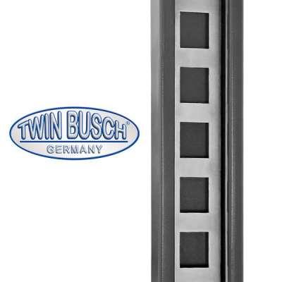 4 Säulen Doppelparkhebebühne GREY-Line - NEU: Auch in Anthrazit - 3.6 t