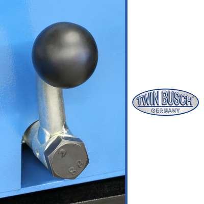 Reifenwuchtmaschine handbetrieben semi autom. - TWF-100
