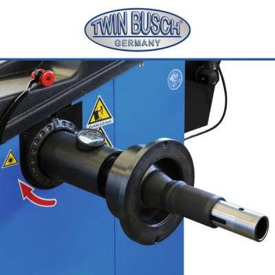 Set - Reifenmontagemaschine TW X-36 WDK + Reifenwuchtmaschine TW F-97