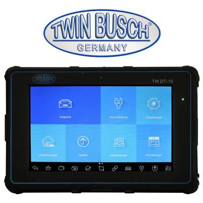 Mobile Bluetooth Diagnosis system