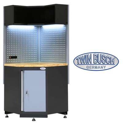 Werkstatt-Eck-Schranksystem TWWS2C