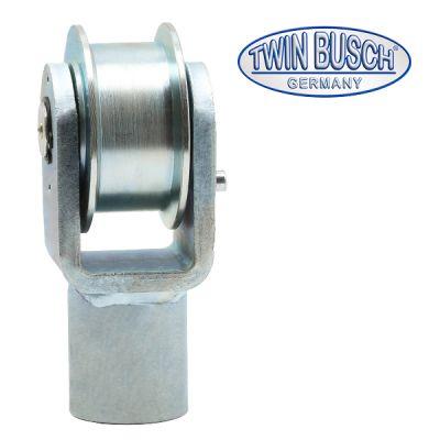 Kettenrolle komplett für TW250, TW250B45, TW260, TW260B45