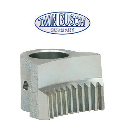 Zahnstück Tragarmverriegelung für 3.6t und 4.2t 2-Säulen-Hebebühnen