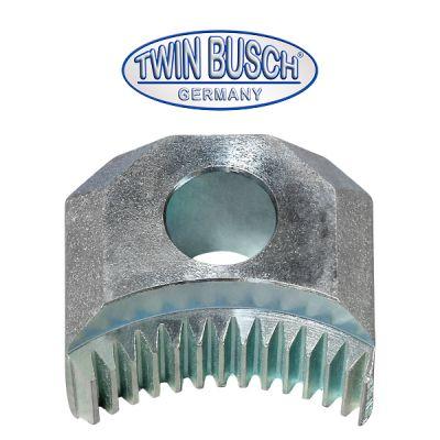 Zahnstück Tragarmverriegelung für 5.0t und 6.0t 2-Säulen-Hebebühnen
