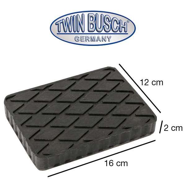 Rubber pads - TWS3-GK20