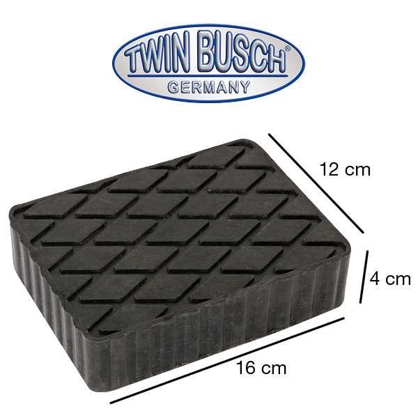 Rubber pads - TWS3-GK40