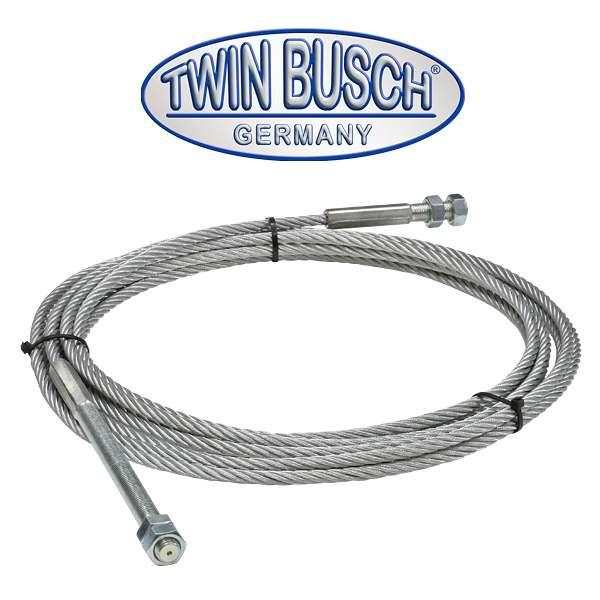 Spare Steel Cable for TW242A, TW242E, TW236PE, TW242PE