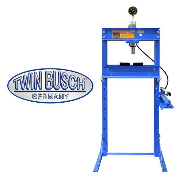 Hydraulic Shop Press 20 t - TW SP202