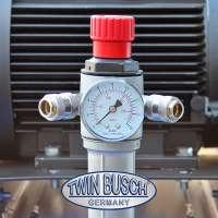 Druckluftkompressor liegend 270 L