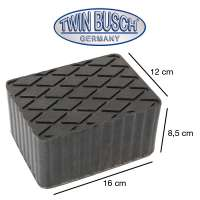 Rubber pads - TW S3-GK-80