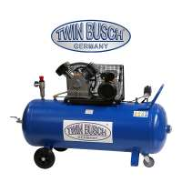 Horizontal Compressor 200L