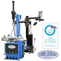 Tyre changer - 2 Speed with WDK certificate