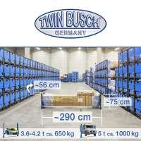 2 Säulen Hebebühne 3.6 t - barrierefrei - Profi Line