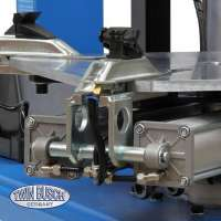 SEMI AUTOM. Reifenmontagemaschine - Multitalent