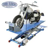 Motorradhebebühne - 500 kg