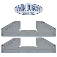 Reinforcement plates for the series TW 236/242