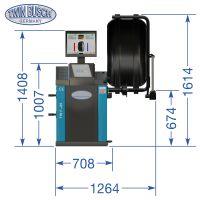Reifenwuchtmaschine autom. - TFT Monitor - TW F-95
