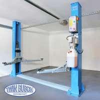 Garagenmodell - 2 Säulen Hebebühne 4,2 t - BASIC LINE