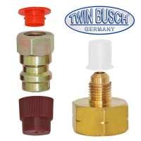 Gasflaschen-Adapter