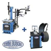 Kit - Tyre changer TW X-36 + Wheel balancer TW F-95