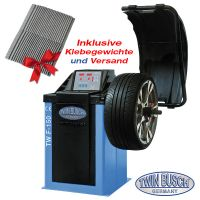 Wheel Balancer - TWF-150 - ncl. Balance weights + Freight included