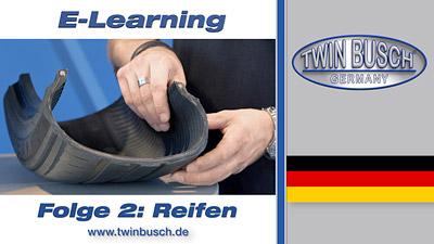 TWIN BUSCH® E-Learning: Reifen - Folge 2