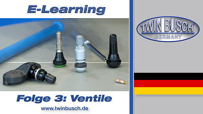 TWIN BUSCH® E-Learning: Ventile - Folge 3