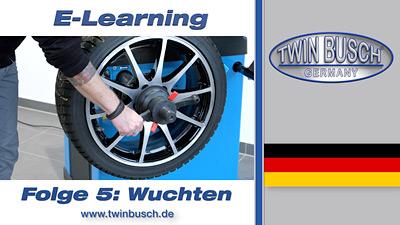 TWIN BUSCH® E-Learning: Wuchten - Folge 5