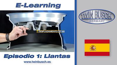TWIN BUSCH® E-Learning: Llantas - Episodio 1
