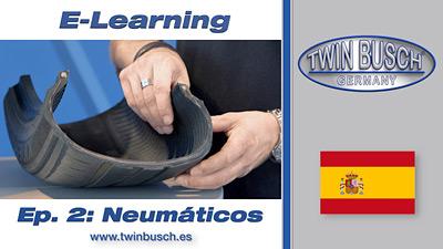 TWIN BUSCH® E-Learning:  Neumáticos - Episodio 2