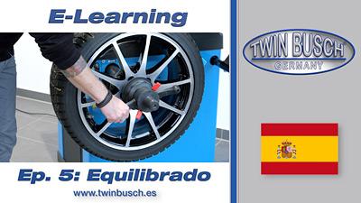 TWIN BUSCH® E-Learning: Equilibrado de ruedas - Episodio 5
