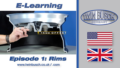 TWIN BUSCH® E-Learning: Rims - Episode 1