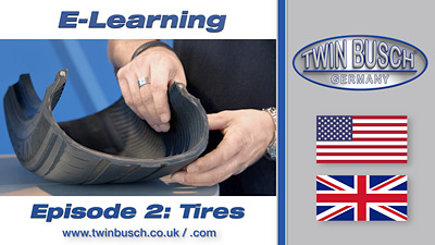 TWIN BUSCH® E-Learning: Tires - Episode 2
