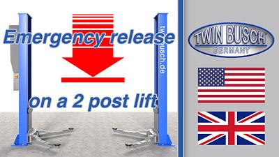 Emergency release