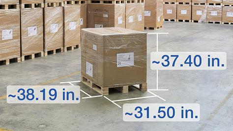 Produktabmessungen